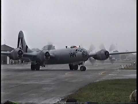 B-52s at the Port Columbus Airport