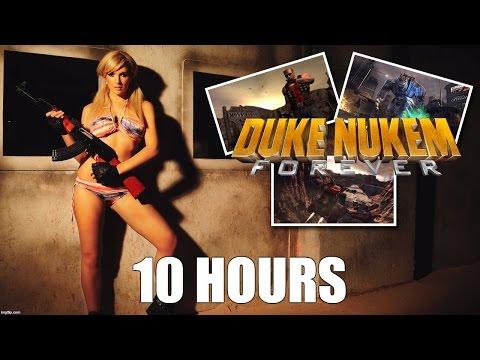 Duke Nukem Forever  Main Theme Extended 10 Hours
