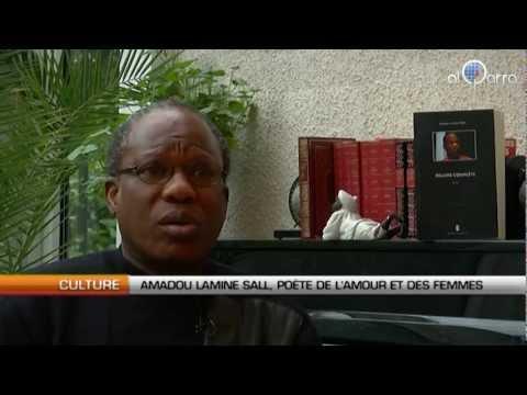Amadou Lamine Sall Poète De Lamour Et Des Femmes