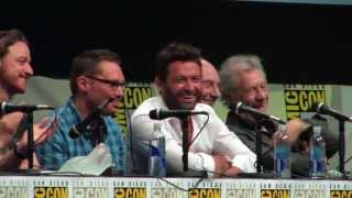 Repeat youtube video X-MEN: Wolverine Sings at Comic-Con 2013