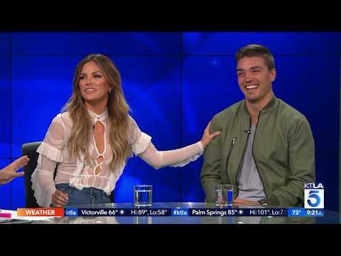 Becca Tilley & Dean Unglert Discuss Patrick Dempsey & Dating Struggles