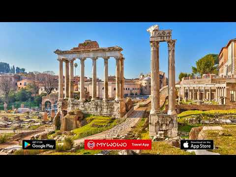 Roman Forum – Itinerary Start – Rome – Audio Guide – MyWoWo  Travel App