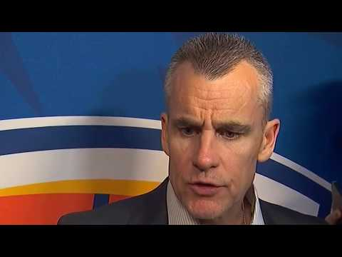 Billy Donovan on PAUL GEORGE RETURN + STEVEN ADAMS 23PTS HIGHLIGHTS + WIN VS PACERS | Postgame