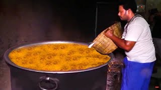 Ambur Biryani Making  #World Famous Ancient Mughal Cuisine