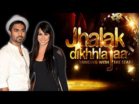 Lauren Gottlieb & Salman Khan in Jhalak Dikhla Jaa 6 Travel Video