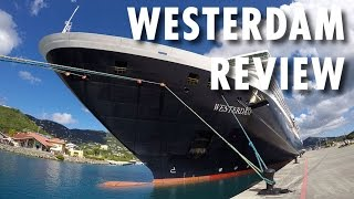 Westerdam Tour & Review ~ Holland America Line ~ Cruise Ship Tour & Review