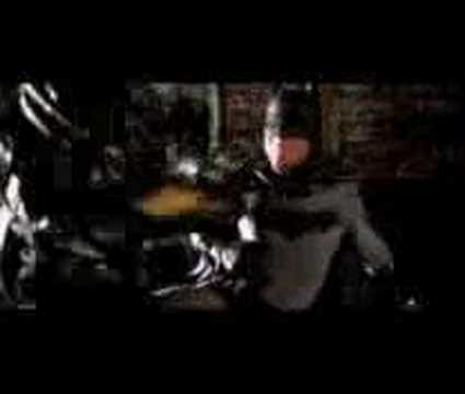batman vs alien by - photo #39