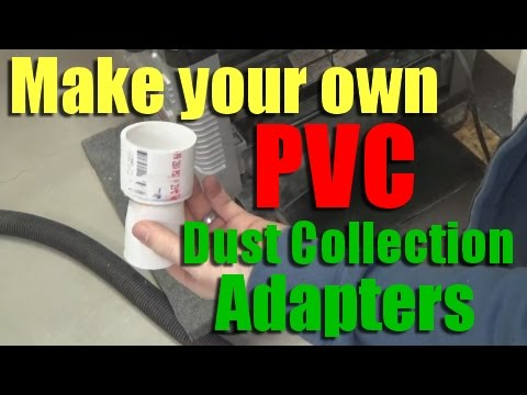 Woodworking Dust Collection - cover