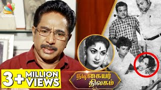 Dark Side of Savitri Unveiled : Actor Rajesh Emotional Interview | Nadigaiyar Thilagam