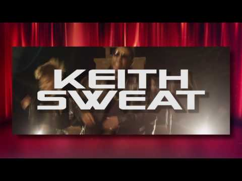 Keith Sweat LIVE in Concert October 22, 2016