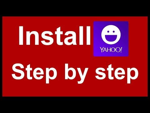 How To Install Yahoo Messenger In Android Phone