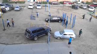 Repeat youtube video street fight mongolia