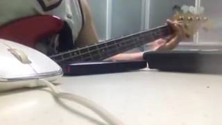 Promise me Beverly Craven  Bass guitar cover