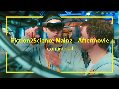 Continental – Fiction2Science Mainz – Aftermovie