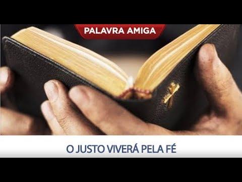 O justo viverá pela fé - Bispo Edir Macedo