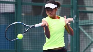 Hsin-Yuan Shih - College Tennis Recruiting Video - Spring 2019
