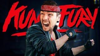 видео Kung Fury: Street Rage