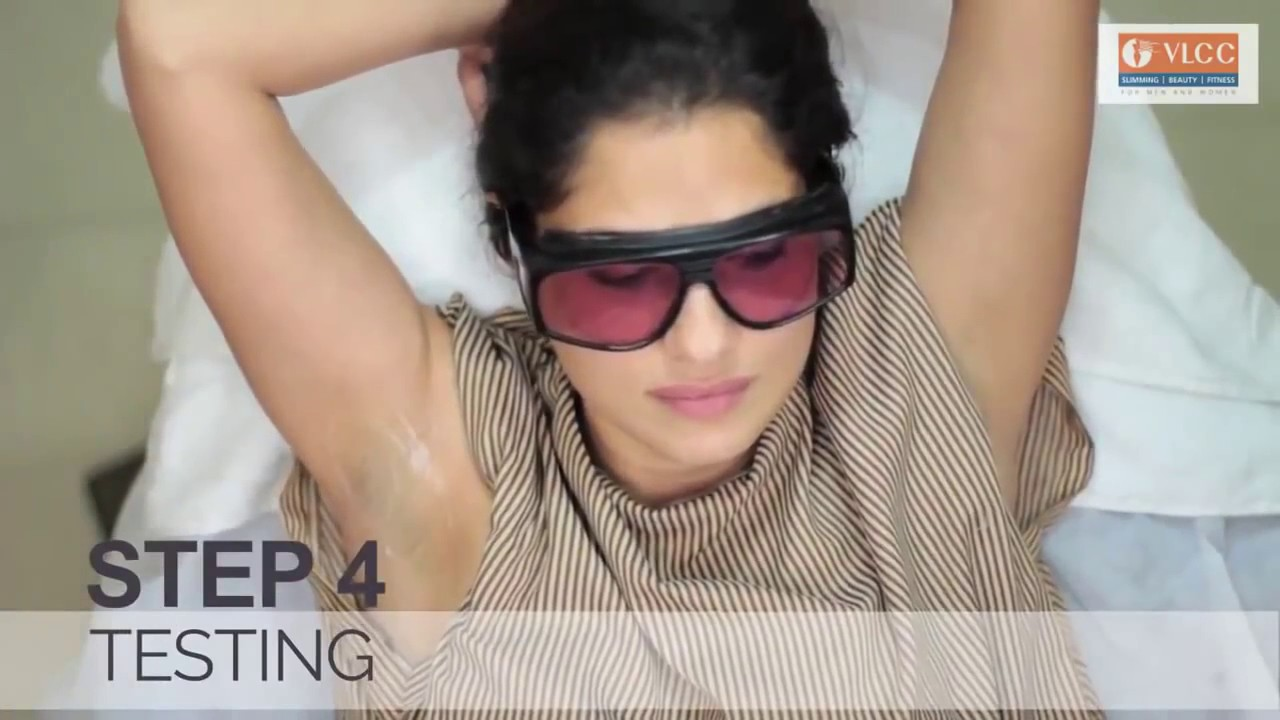 Vlcc How Does Hair Laser Removal Work Youtube