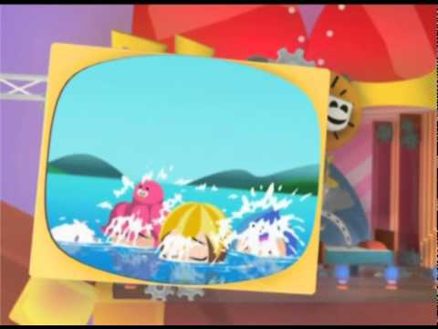 aljazeera Children's Channel- morning trailer  Theatre