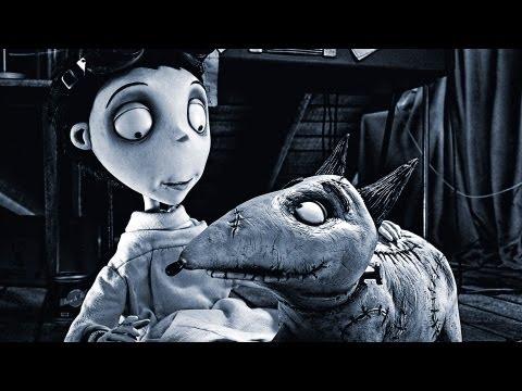 Trailer do filme Frankenweenie