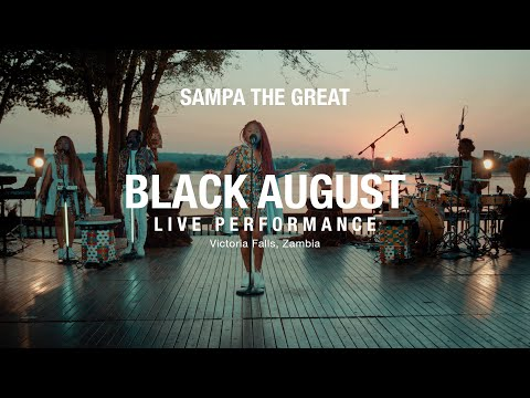 Sampa The Great - Live Performance: Black August
