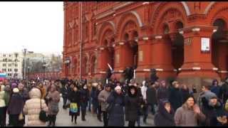 Митинг в честь присоединения Крыма в РФ 18 марта 2014, Москва