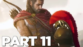 ALEXIOS' ODYSSEY OUTFIT in ASSASSIN'S CREED 3 REMASTERED Walkthrough Gameplay Part 11 (AC3)