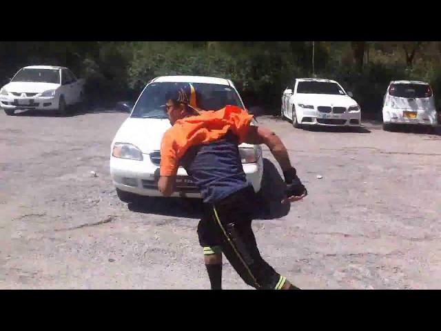 Free Running  Adventures of Margallah: Trail 3 & 6   (Islamabad)