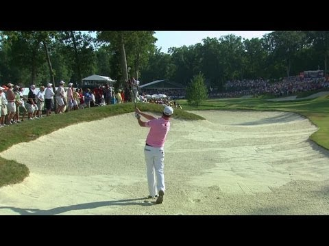 Top 10: Fairway Bunker Shots on PGA TOUR