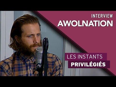 "Awolnation ""un album sans artifices"" Live + Interview Hotmixradio"