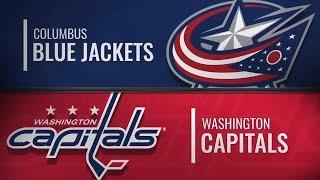 Вашингтон vs Коламбус | Columbus Blue Jackets at Washington Capitals |NHL HIGHLIGHTS|НХЛ ОБЗОР МАТЧА
