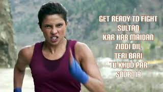Motivational Songs in Hindi |Hindi workout songs|Best songs of 2015-2019