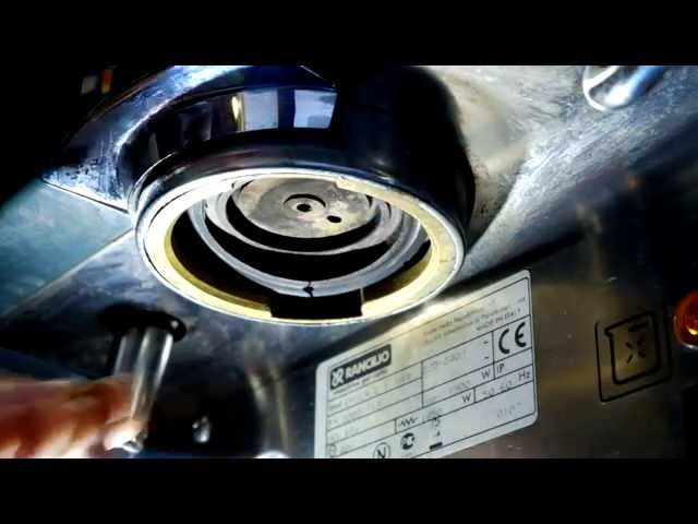 Group Head Gasket Change Espresso Machine Rancilio Epoca
