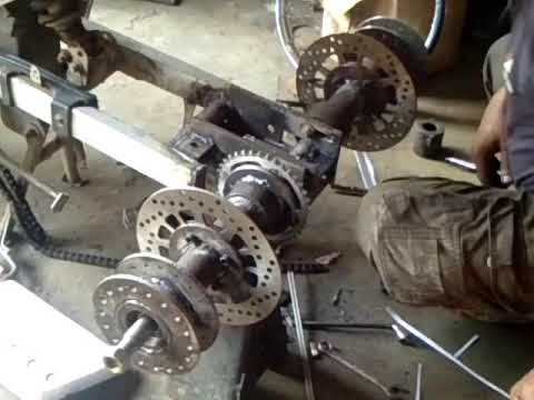 Modifikasi Motor Roda 3 Youtube