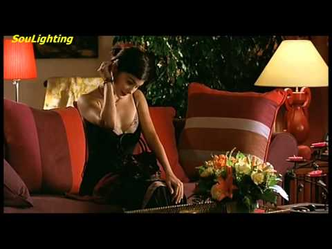 Nat King Cole L-O-V-E (film: A la folie... pas du tout, with Audrey Tautou, 2002) with lyrics