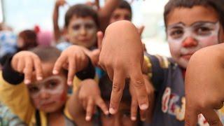 لن تصدق أعدادهم.. أطفال الزعتري كارثة أم نعمة على أبناء المخيم؟ - هنا سوريا