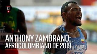 Anthony Zambrano: ganador en la categoría deportes - El Espectador
