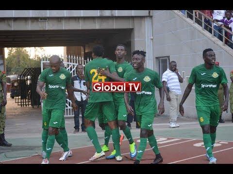 MAGOLI Yote ya Yanga Vs Singida United 1 -1