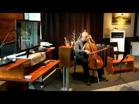 Tomas Hurnik Cello Workshop 2014 npc