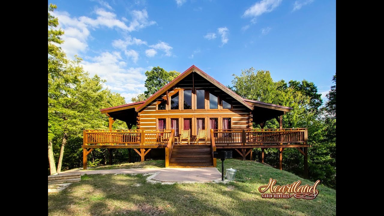 Halfway to heaven 3 bedroom cabin near gatlinburg tn heartland cabin rentals