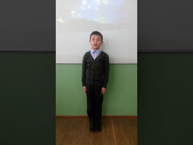 Изображение предпросмотра прочтения – АртемКуличенко читает произведение «Послушайте! (Послушайте! Ведь, если звезды зажигают…)» В.В.Маяковского