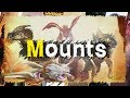 Guild Wars 2 - Mounts - Everything we know so far / Analysis / Speculations