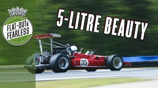 Lola T142 | falling in love with a 5-litre beast
