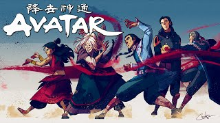 The Most Unbeatable Characters in Avatar (Tier 2)