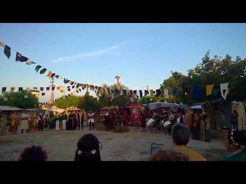 Cortejo de abertura da Feira Histórica e Tradicional de Vilarinho do Bairro 2018