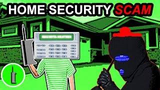 """Free"" Home Security System Scam Phone Call - The Hoax Hotel"