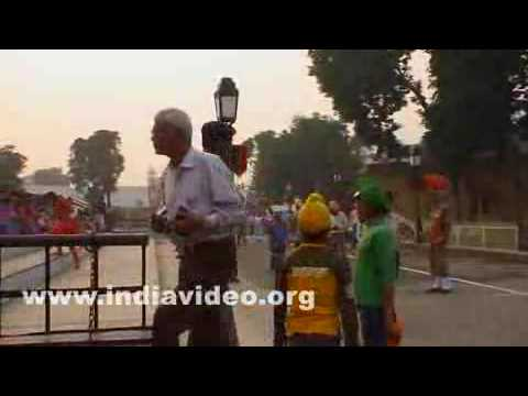 Gateway of India at Wagah Border