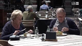 Beste terras van Zuid Holland ligt in Leiden