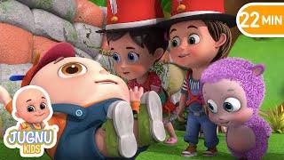 Baby's Humpty Dumpty Song | cartoon for kids | Jugnu kids Nursery Rhymes & Kids Songs