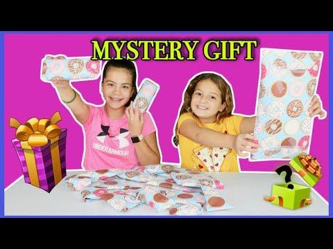 MYSTERY GIFT CHALLENGE | SISTER FOREVER